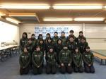 閉会式終了後の本学スケート部.JPG